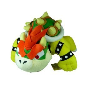 Nintendo Super Mario Bowser Plush Doll 13 inches
