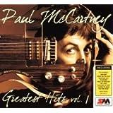 PAUL McCARTNEY - Greatest Hits vol.1 (Original 2 CDs Set in Digipack)