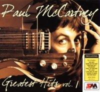 PAUL McCARTNEY GREATEST HITS vol.1 (2CD)