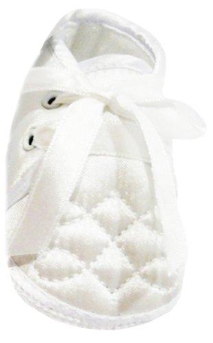 White Christening Shoes For Boys