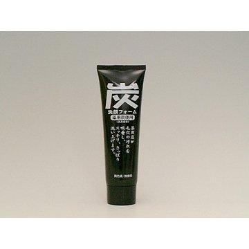 純薬 炭洗顔フォーム 120g