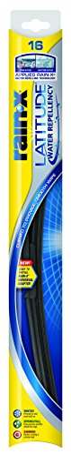 "Rain-X 5079274-2 Latitude Water Repellency Wiper Blade, 16"" (Pack of 1)"