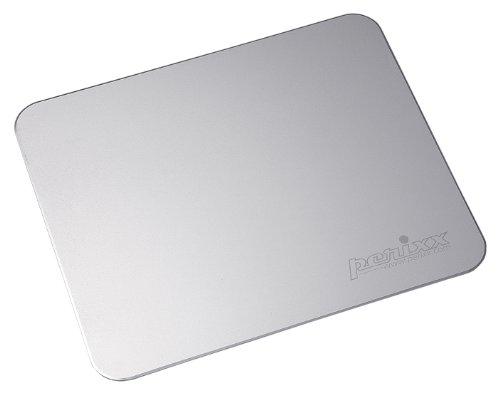 Prix DX-3000MAL, cojín de ratón de juegos de azar - aluminio-hecho - tamaño 250 x 210x3mm - una constante-base - superficie antideslizante especial procesa los movimientos rápidos para