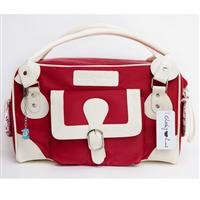 Cheeky Lime Classic DSLR Camera Bag, Red