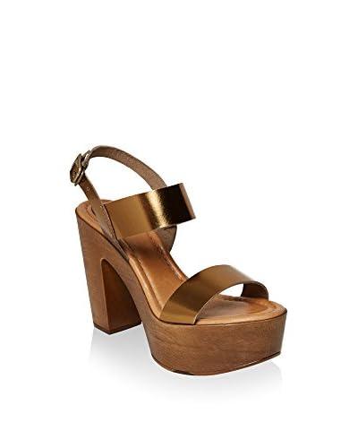 UMA Sandalette Diana gold