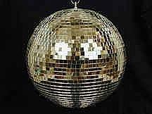 Premier 150 millimetri Silver Mirror Ball - AC096014S