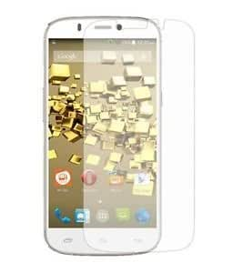 SNOOGG Pack of 8 Micromax Canvas Selfie Lens Full Body Tempered Glass Screen Protector [ Full Body Edge to Edge ] [ Anti Scratch ] [ 2.5D Round Edge] [HD View] – White
