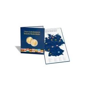 """2-EUR (Euro) Special-Collection für """"Deutsche Bundesländer"""": für die 16 deutschen Bundesländer"""