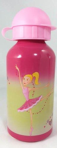 [Trudeau ballerina sport water drinking bottle for children] (Porcelain Doll Costumes)