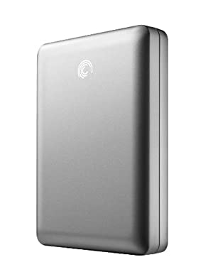 Seagate FreeAgent GoFlex 1 TB FireWire 800 USB 2.0 Ultra-Portable External
