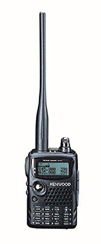 Kenwood TH-F7E Ricetrasmettitore VHFUHF FM Portatile Dual Band con scanner