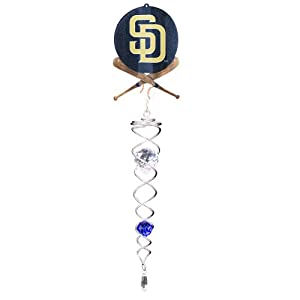 Iron Stop San Diego Padres Crystal Twister by Iron Stop