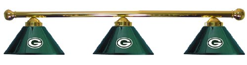 Green Bay Packers Pool Table Light - Brass Bar at Amazon.com