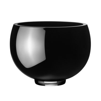 georg-jensen-ilse-bowl-black-glass-medium