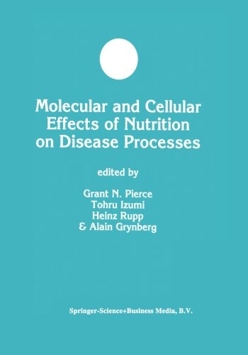 Molecular And Cellular Effects Of Nutrition On Disease Processes (Developments In Molecular And Cellular Biochemistry)
