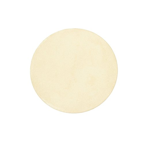 Ceramic Pizza Stone : Aura outdoor products aop bsl ceramic pizza stone for