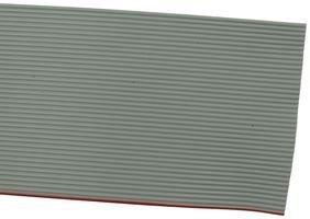 belden ribbon cable,Belden 9l28040 008h100 Cable, Flat Ribbon, 40 Conductor, 28awg, Stranded, Pvc, 300v Slate (100ft)