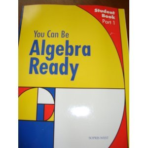 You Can Be Algebra Ready (Part 2)