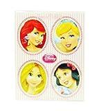 Disney Princess Eau De Toilette Mini Set with Ariel, Cinderella, Rapunzel and Snow White