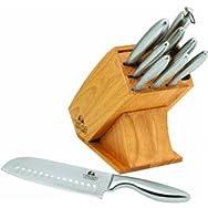 World Kitchen/Ekco 1075692 Chicago Cutlery Forum Block Knife Set