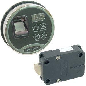 Securam Bsl 0601 Biometric Safe Lock