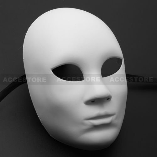 White (Phantom Of The Opera Costume Party City)