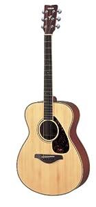 Yamaha FS720S Acoustic Guitar, Natural by Yamaha PAC