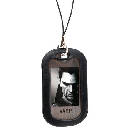 Picture of Koro Koro Metal Gear Solid 4 - Dogtag - Vamp Figure (B001O23ZM8) (Koro Koro Action Figures)