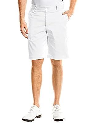 Nike Bermuda Flat Front Short (Blanco)