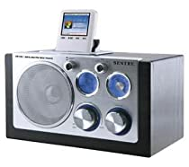 Sound Box AM/FM clock Radio W