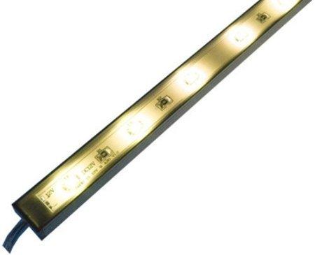 Cbconcept 12Vrb5630-15-Ww Low Voltage 12-Volt High Intensity Smd5630 Led Rigid Bar Light, Warm White