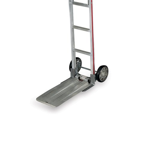 Extendable Hand Truck : Nose extensions for magliner aluminum hand trucks