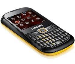 Corby TXT B3210 - jaune jamaïcain  Clavier QWERTY, Menus internes en allemand, anglais, espagnol,...