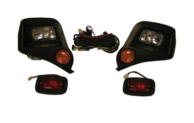 Yamaha G14/G16/G19/G22 Golf Cart Headlight - Light Kit