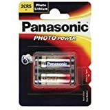 PANASONIC Fotobatterie 2CR5 PHOTO POWER