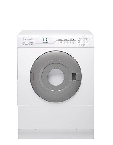 Indesit IS 41 V (EX) Libera installazione Caricamento frontale 4kg C Bianco asciugatrice