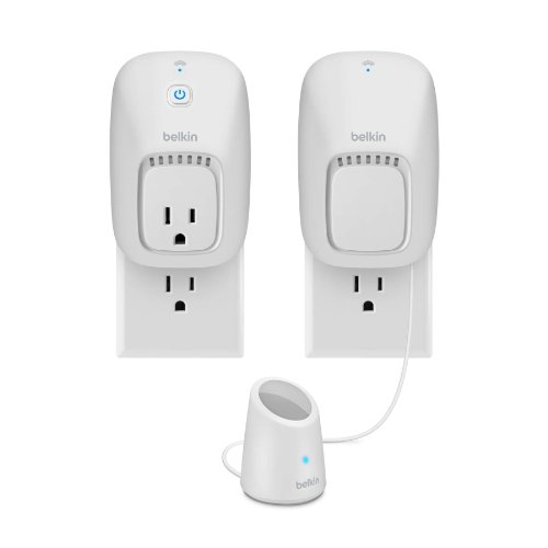 Belkin WeMo Switch and Motion Sensor, Control