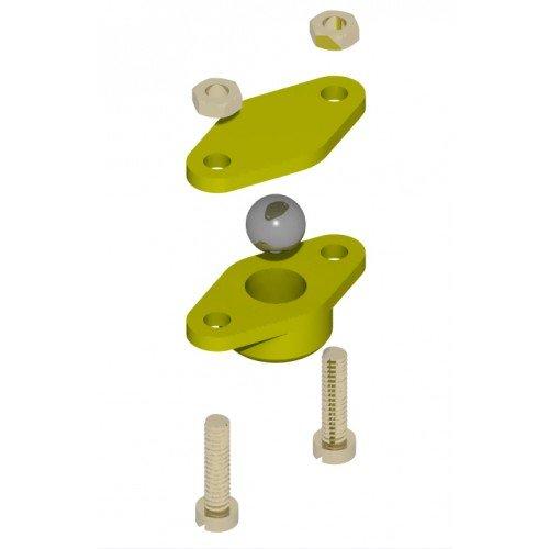 ROBOSOFT SYSTEMS Robosoft Systems Castor Wheel