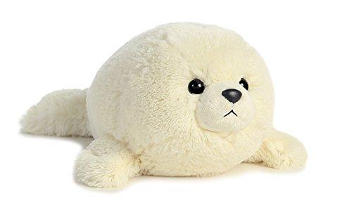 Aurora World Flopsie Baby Harp Seal Plush