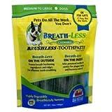 ARK NATURALS BREATH-LESS BRSHLSS TPSTE, 12 OZ