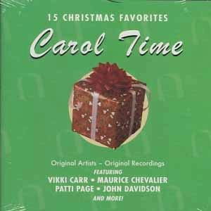 1. God Rest Ye Merry Gentlemen - Charlie Rich / 2. Good King Wenceslas - The Columbia Choristers, Lehman Engel / 3. It Came Upon a Midnight Clear - Vikki Carr / 4. Jolly Old St. Nicholas - Maurice Chevalier / 5. Jesus, Lover of My Soul / Rita Ford's Music Boxes / 6. Away in a Manger - Tanya Tucker / 7. The Angels and the Shepherds (Dutch Carol) - The Mariners / 8. Here We Come A-caroling (Old English Wassail Song) / the Mountain Tabernacle Choir, Richard P. Condie / 9. Silent Night - Mary Martin / 10. Jingle Bells - Danny Kaye / 11. Coventry Carol - The Philadelphia Brass Ensemble / 12. Lo, How a Rose E'er Blooming - Diahann Carrol / 13. Hark! The Herald Angels Sing - John Davidson / 14. What Child Is This?/joy to the World - Andre Kostelanetz, His Orchestra and Chorus, Earl Wrightson / 15. We Wish You a Merry Christmas Patti Page