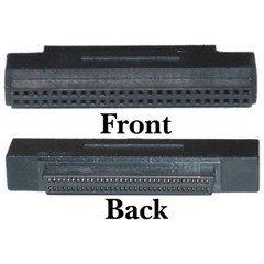 VoojoStore Internal SCSI Adapter, HPDB68 (Half Pitch DB68) Female to IDC 50 Female