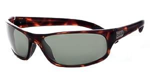 Amazon.com: Bolle Sport Anaconda Sunglasses (Dark Tortoise ...