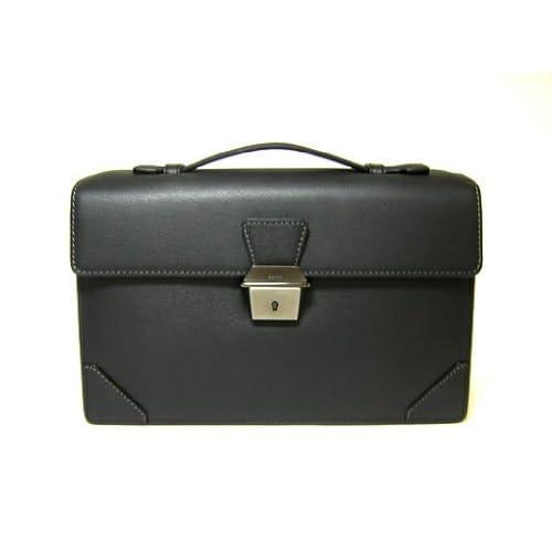(ダンヒル) DUNHILL サイドカーガンメタル セカンドバッグ(ブラック) L3F290A D-927 [並行輸入品]
