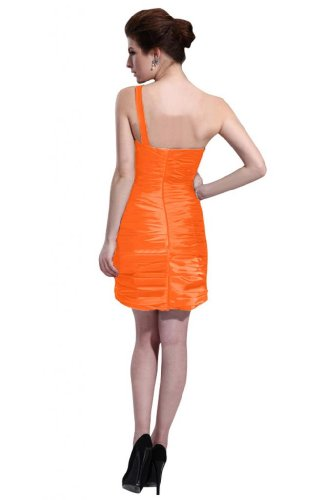 313qh%2BSLSmL Special Offers: Emma Y Lady Womens One Shoulder Sheath Short Dress
