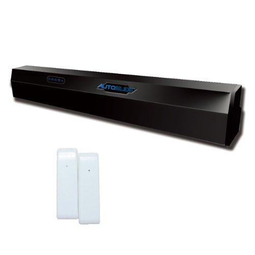 家庭用自動ドアキット オートスライド 基本セット (黒)
