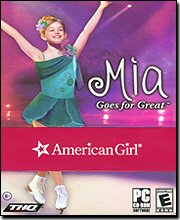 American Girl: Mia Goes for Great