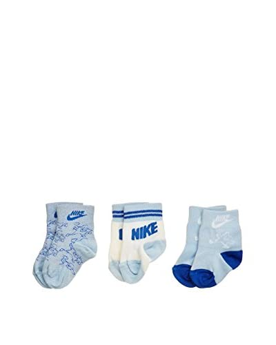 Nike Set 3 Pezzi Calze [Rosa]