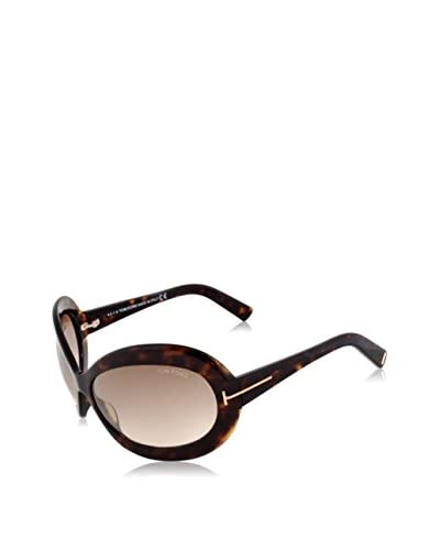Tom Ford Dark Havana / Brown Gradient
