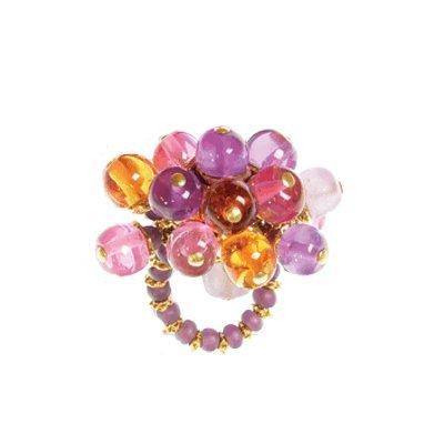 цена на Orna Lalo Pink Olives Ring